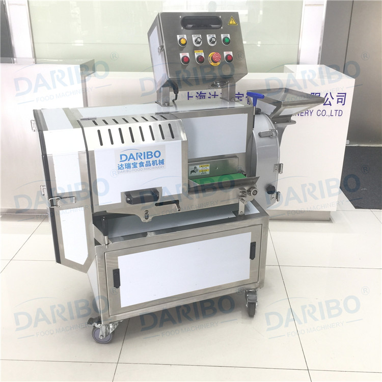 Integral Meat Vegetable Slicing Machine Pork Onion Cutting Dicing Cutter for Hotel