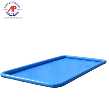 roof pump cover swimming inflatable pool for kids