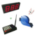 K-T blue ticket dispenser digital paper simple queue number machine Wireless Take A Number System