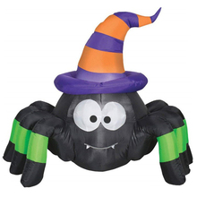 <span class=keywords><strong>Halloween</strong></span> <span class=keywords><strong>Gonfiabile</strong></span> 'Lungo <span class=keywords><strong>Spider</strong></span> W Top Hat