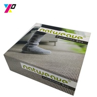 Wholesale retail packaging foldable logo printed magnetic gift paper box