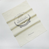 Custom digital 100% cotton printed kitchen tea towel