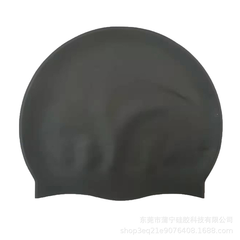 Popular Fashion silicone custom durable swimming cap