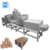 wood pallet feet block press machine  | wood sawdust block maker machine