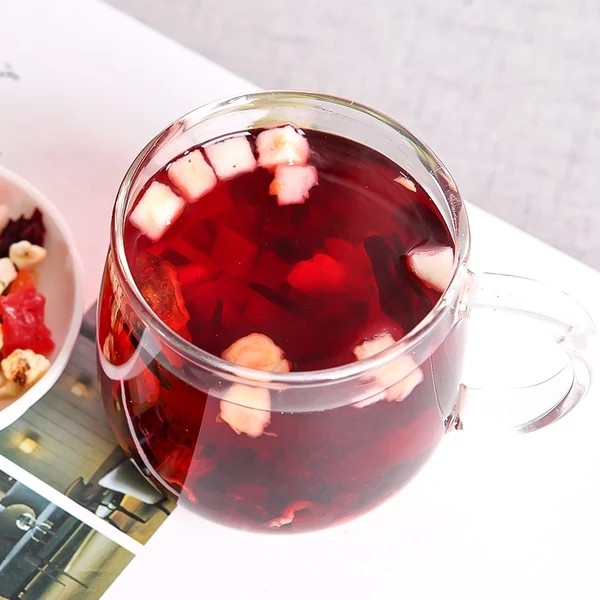 Classic Western Fruit Tea,Blended Fruit tea,Sweet Grapefruit Flavor Tea. - 4uTea | 4uTea.com