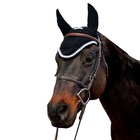Riding Custom Design Riding Horse Fly Mask Kanpur Fly Mask Mesh Horse Fly Veil