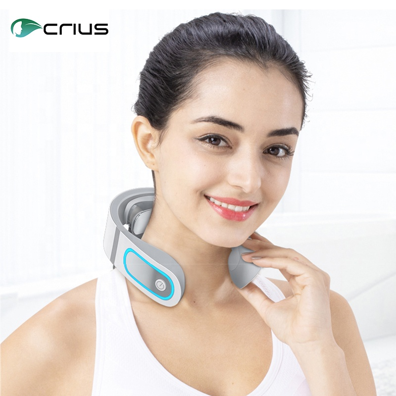 2019 3D Shiatsu Battery Operated Neck and Shoulder <strong>Massager</strong>