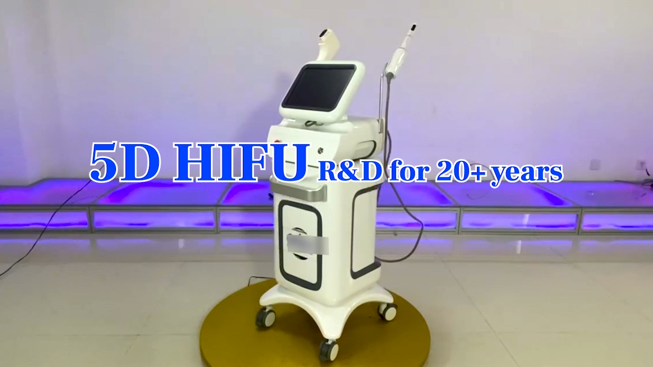 Hot sale factory price vmax wrinkle removal face lift tighten aiti age ultrasound machine himfu