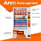 Afen top selling convenience stores custom refrigerated cabinet vending machine