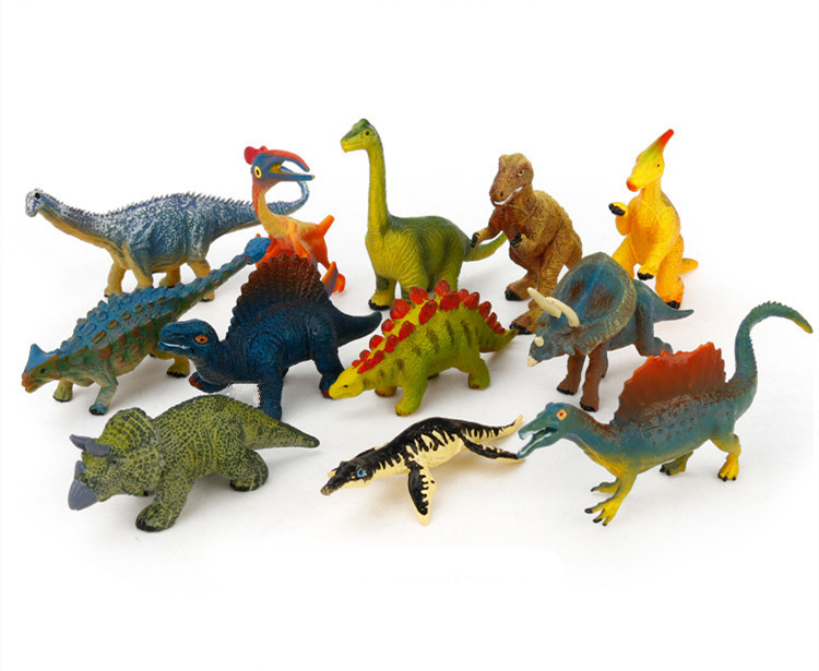 12pcs dinosaur model children's toys return gifts for kids birthday party party return gifts kids return gifts for children