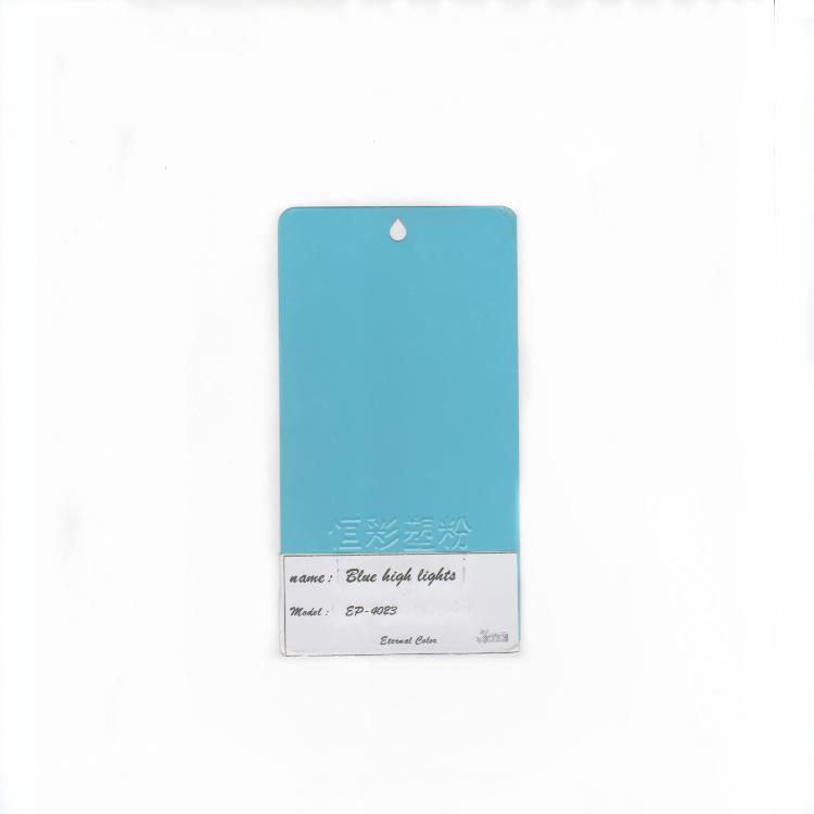 Finden Sie Hohe Qualität Blau Epoxy Polyester