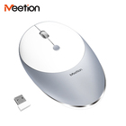 MEETION R600 Flat Ultralight Lightweight Computer Usb 2.4G Optical Mini Cordless Silent Slim Rechargeable Wireless Mouse
