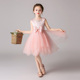 Yoliyolei wholesale kids boutique fancy baby lovely girl dress