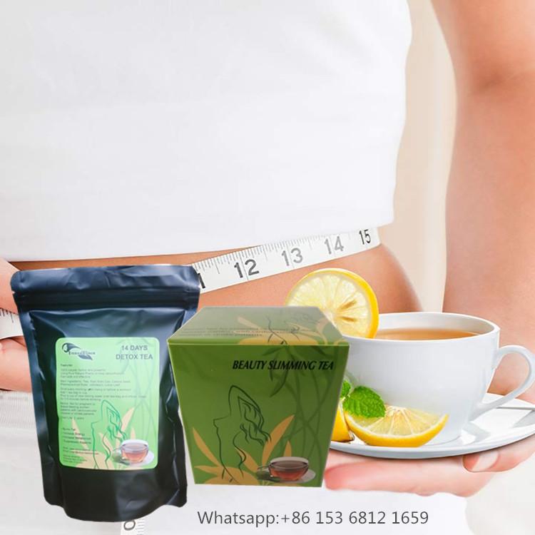 Рекламы про чай похудения