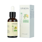 LIYALAN OEM wholesale private label best whitening face skin care pure Natural organic hyaluronic acid with vitamin c serum