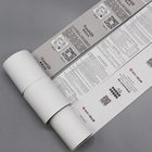 Printed Thermal Paper Custom 48-70g 57mm*50mm