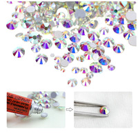 flat back Rhinestones SS3-40 non hot fix nail art rhinestone decoration