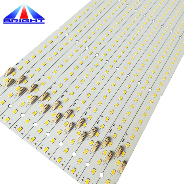 Full spectrum plant growth board Led Grow Light lm561c lm301b lm301h S6 bin ri-gid led strip