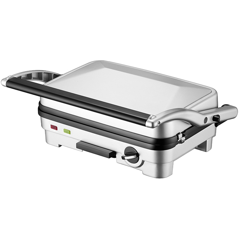 New Design Stainless steel Electric Sandwich Panel Grill/Contact Grill Panini Maker