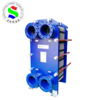 Success industrial heat exchanger oil water heater
