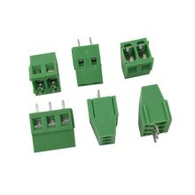 5.0mm pitch screw terminal block connector for PCB mount can be spliced of 2way 3way 4way XK128-5.0MM