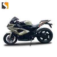 Factory Direct EEC High Speed Two Wheel 72V 8000W Adult Electric motorcycle For Sale With Lithium Battery