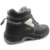 S3 SRC waterproof anti static steel toe cap puncture proof black leather gaomi men working safety shoes industrial