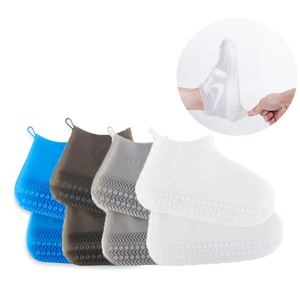 High Quality Printed Waterproof Washable And Reusable Rain Shoe Covers,Anti Slip Overshoes For Kids/Women/Men