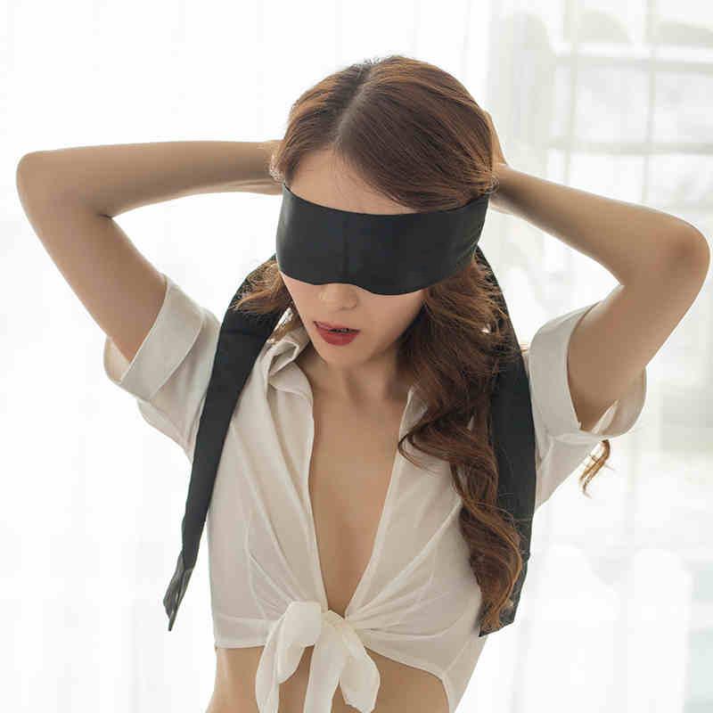 Super Soft Satin Sexy Blindfold Bandage Eye Mask