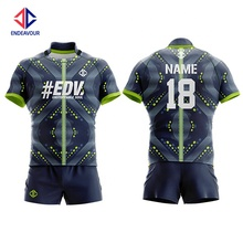 GEEN MOQ OEM custom sublimatie printproces mens <span class=keywords><strong>rugby</strong></span> league sport jerseys