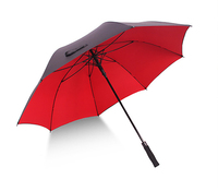New innovative products double layer brand name umbrella big size