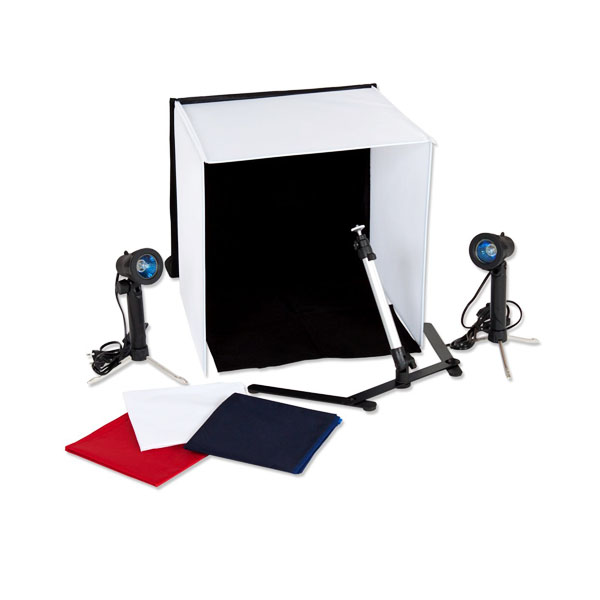 50*50*50 portable photo light box studio lighting tent with background Accessories photography light box