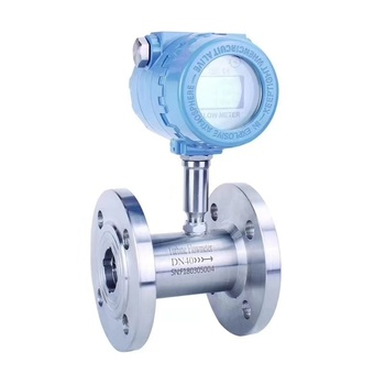 low price high accuracy turbine gas flow meter