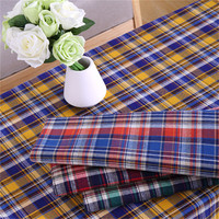 yarn dyed fabric check stripe fabric cotton fabric check