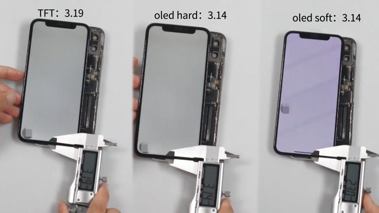 Tela de lcd do telefone para o iphone 6 7 8 OG X XR XS MAX 11 lcds do telefone móvel para o iphone X substituição da tela para o iphone X display oled