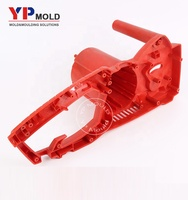 custom plastic injection garden cordless gasoline chain saw machine mould