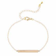 Kinitial мой Aliexpress Золотой бегущая лиса, браслеты, ювелирные изделия, рок-якорь, Hombre Bandsail(Китай)