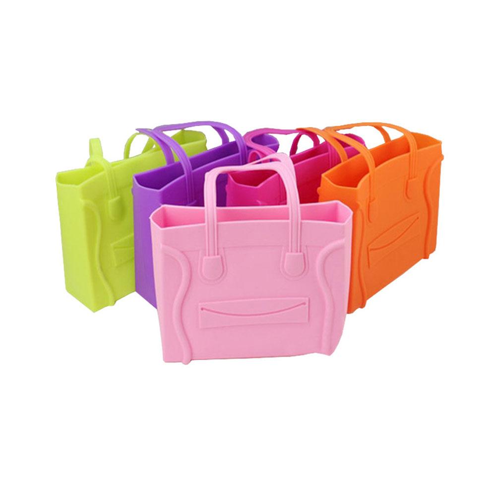 Hot selling Silicone Funny handbag beach bag