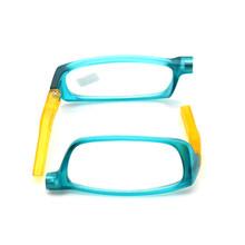 2019 красочные модернизированные Магнитные очки для чтения для мужчин и женщин регулируемые Висячие Магнитные очки для пресбиопики унисекс ...(Китай)