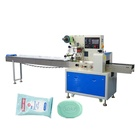 Manual pleat soap wrapping machine with CE certificate