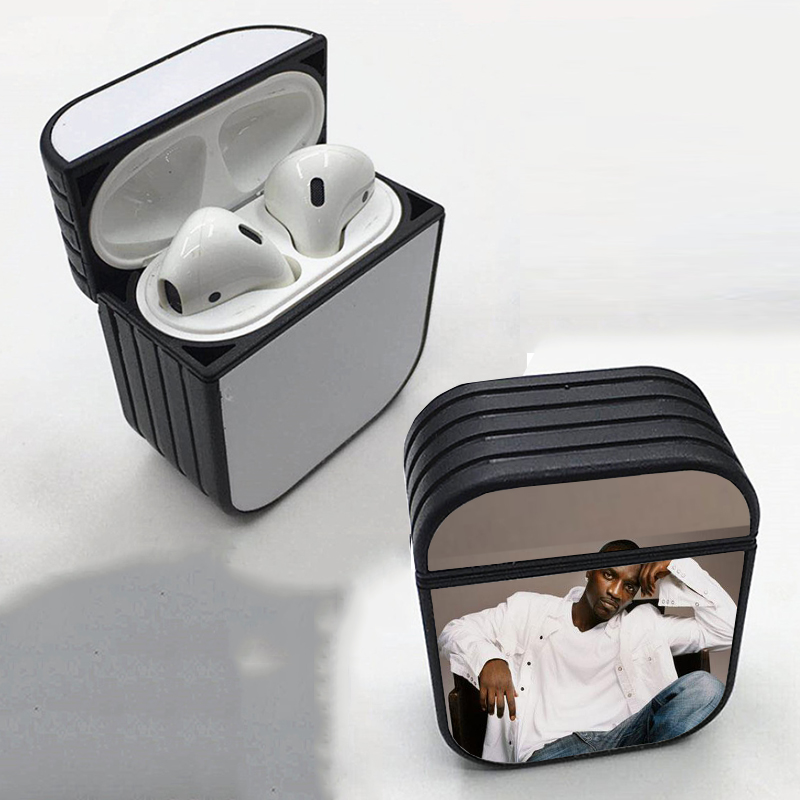 2D PC Dye Sublimation blank Case Cover FOR airpods Earphone Holder Box Heat Press machine Printing фото