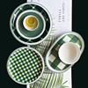 /product-detail/factory-wholesale-restaurant-nodic-christmas-marble-dinner-set-wedding-dinner-plate-round-home-used-ceramic-dinnerware-sets-62414074255.html