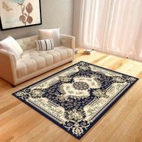 Best Selling Printed Custom Made Rugs Living Room Floor Mat Persian Rugs Carpet Printed Rug With 100% Polyester