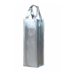sliver bag wine packaging single bottle non-wovwn bag