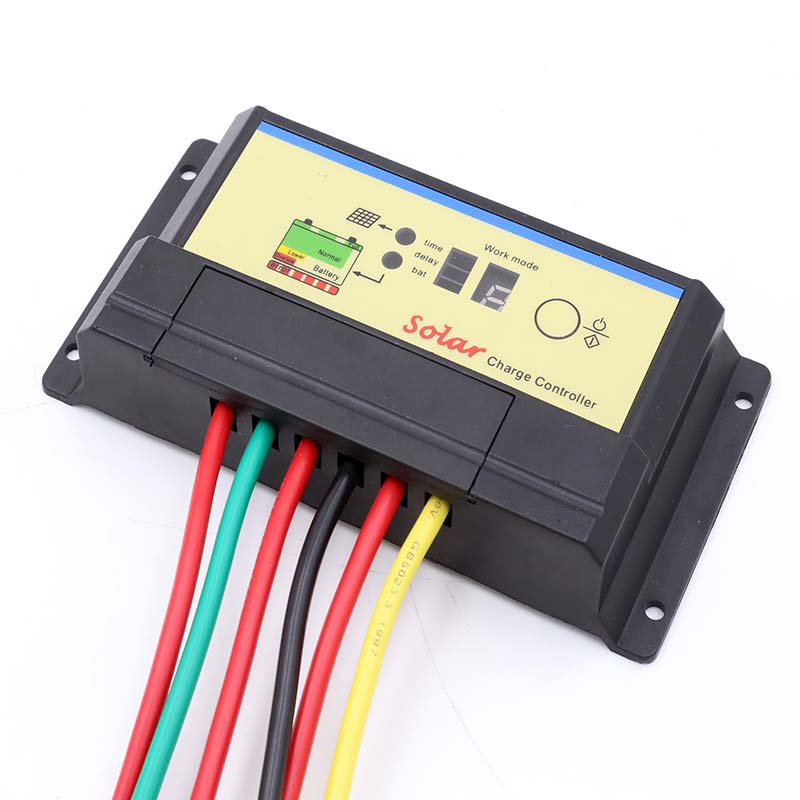 Reasonable Price Portable 12V Three-Stage Lead Acid Battery Intelligent 10A  Battery Charger