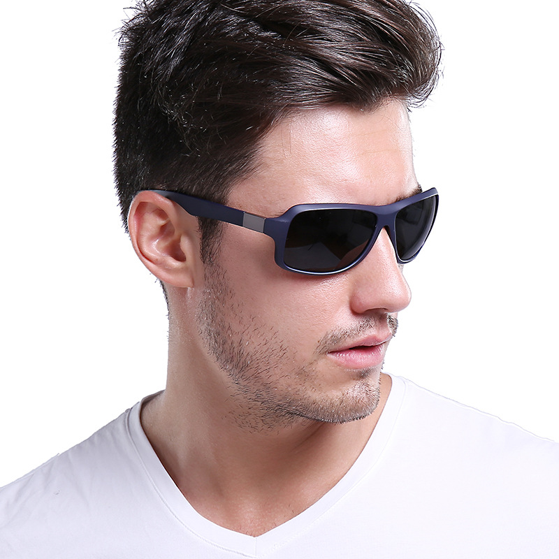 Fuqian polarized black flys sunglasses customized for running-7