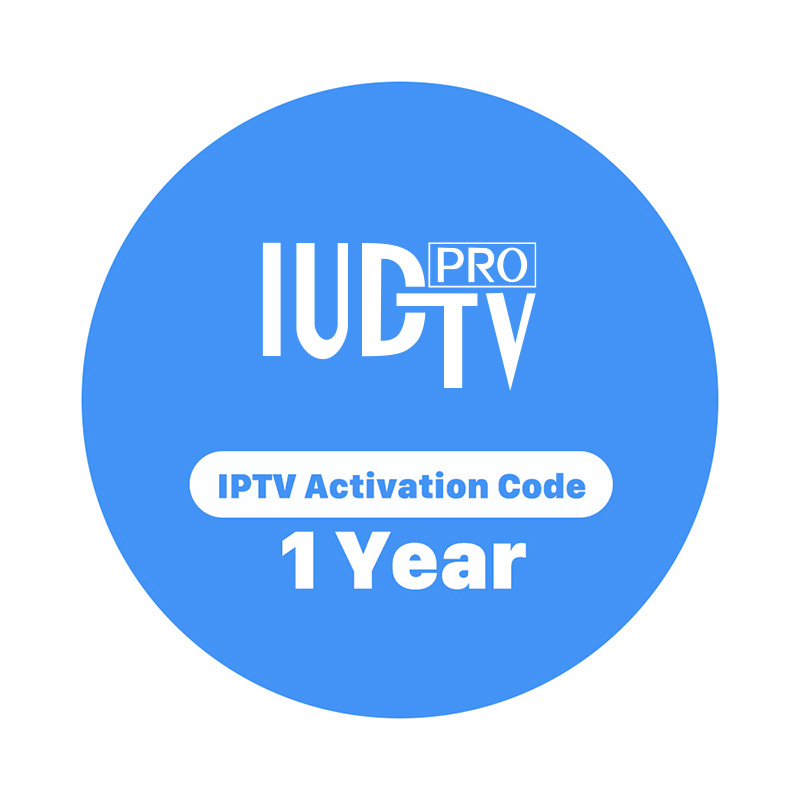 IPTV European Subscription IUDTV 12 Months with Swedish Spanish and UK Channels фото