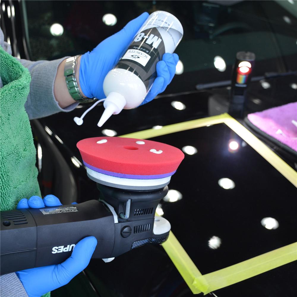 car polish liquid