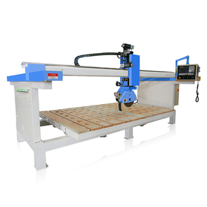 5 axis cnc stone router bridge saw granite stone cutting machine for sale craigslist
