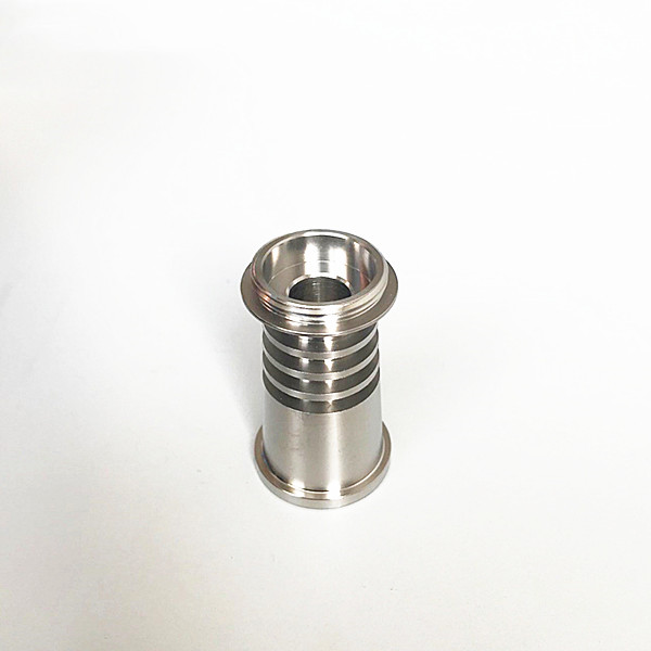 Customized Titanium parts metal CNC milling